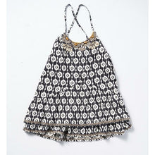 Kids New Ikat Dress
