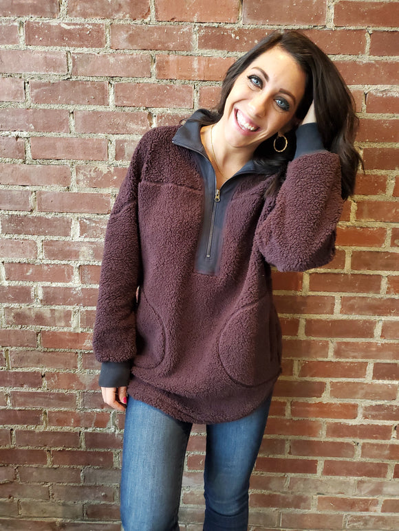 Huckleberry Pullover