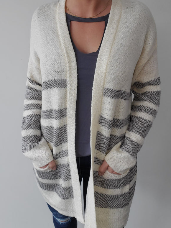 Breezy Beach Cardigan