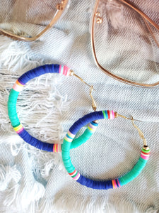 Summer Fling Hoops