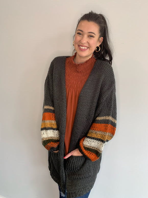 Cozy Cardian Sweater