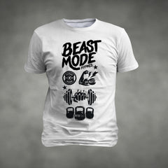 FitPass Beast Mode u beloj boji