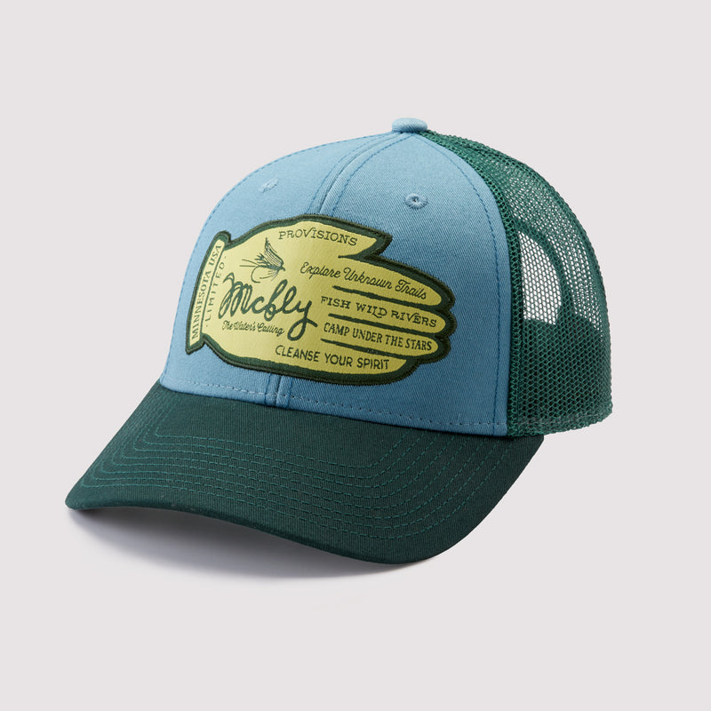 Mcfly™ Provisions Hat - Snapback Trucker