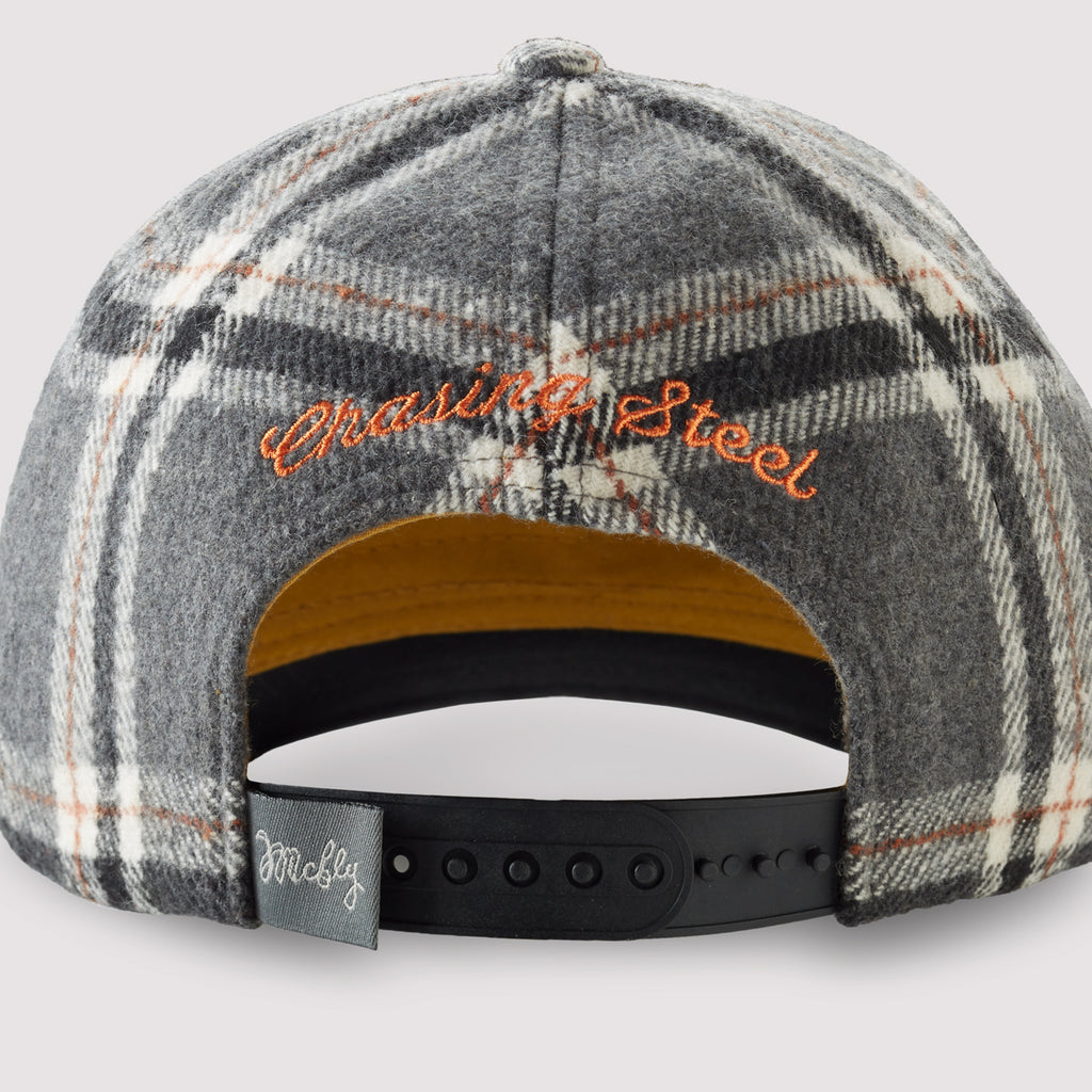Western Canadian Rivers Steelhead - Plaid Snapback Hat