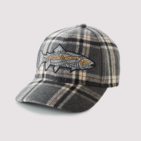 Hopper Dropper Hat - Snapback Twill