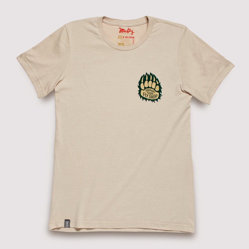 Western Canadian Rivers - T-Shirt / River Sand