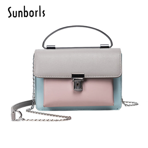 high quality small ladies messenger bags leather shoulder bags women  crossbody bag for girl brand women 3b3a3562a04ee