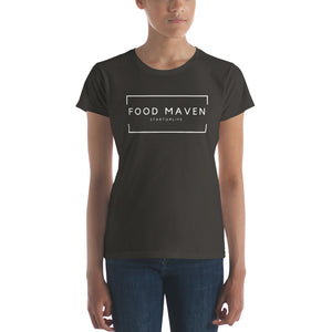 Food Maven - Women's Short Sleeve T-Shirt