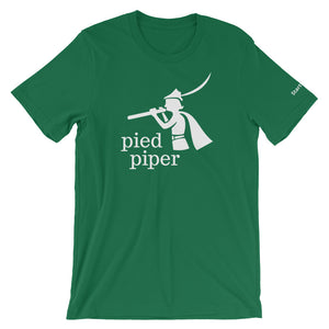 Pied Piper - Short-Sleeve Men's T-Shirt