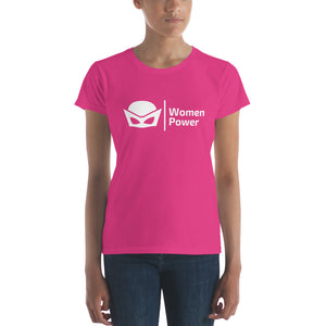 Women Power - Women's short sleeve t-shirt