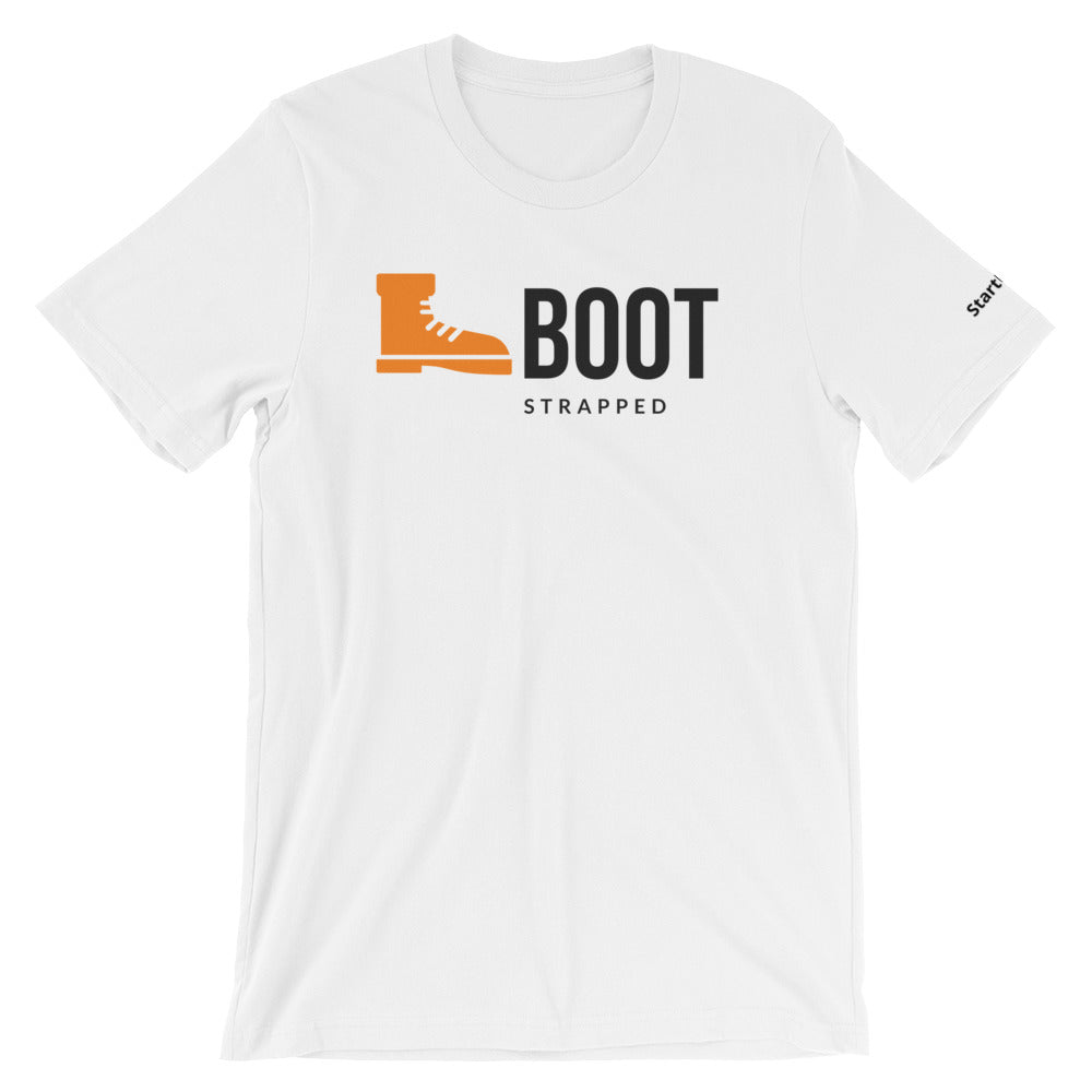 Bootstrapped - Short-Sleeve Men's T-Shirt