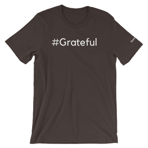 Grateful - Short-Sleeve Men's T-Shirt