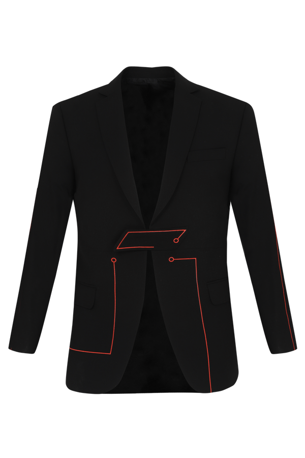 The Jammed Circuit Blazer