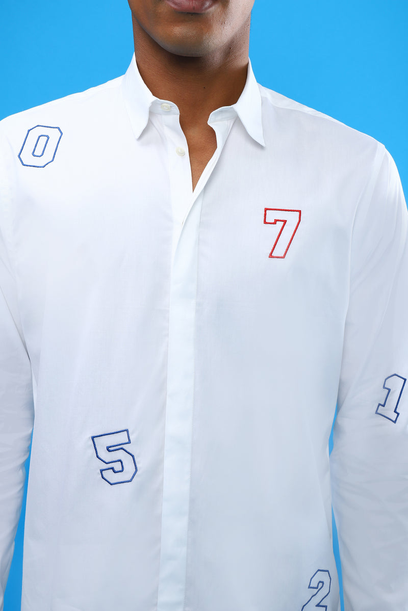 noonooindia - The Number Games  Shirt