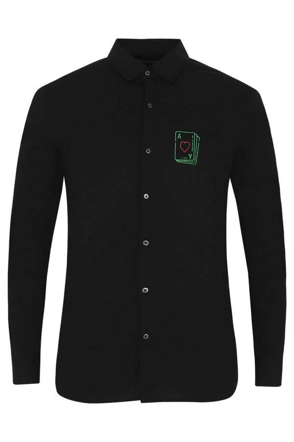 The Green Ace of Hearts Shirt