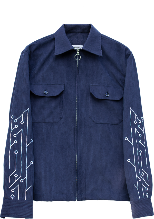 The Analogue Signal Straight Fit Jacket