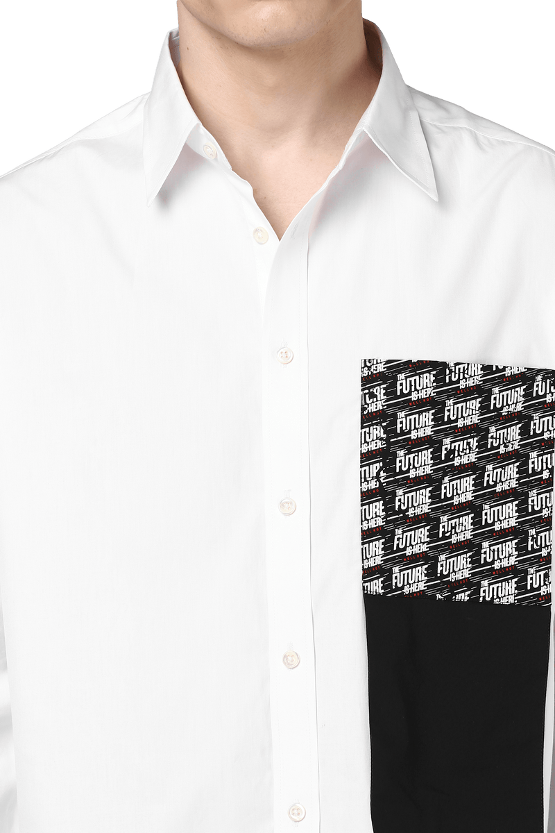Posterity Pocket Shirt - NOONOO