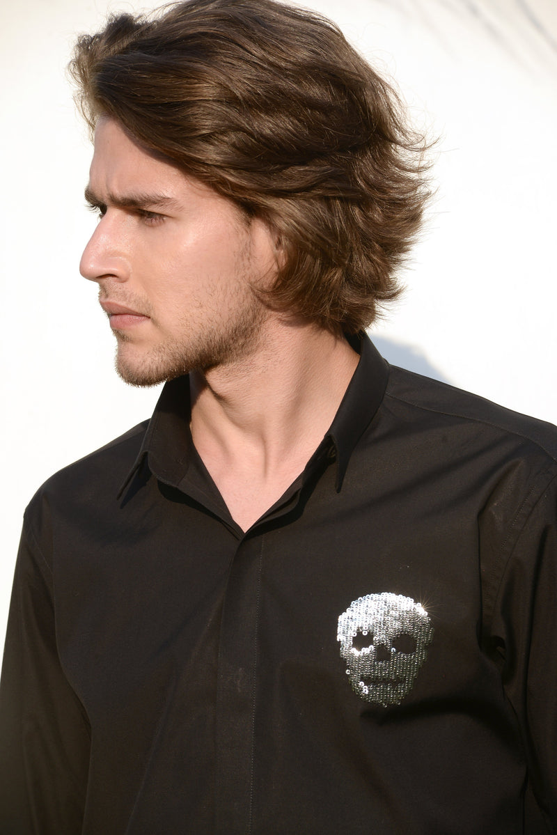 The Disco Cranium Shirt - NOONOO