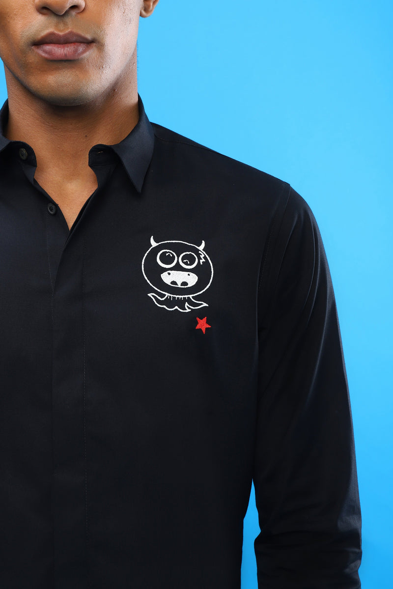 The Little Devil Shirt - NOONOO