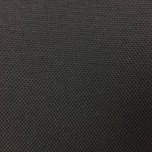 Black Marine PVC Vinyl Canvas Waterproof Outdoor Fabric - Fashion Fabrics Los Angeles