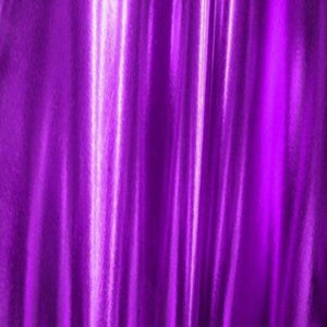 Metallic Purple Spandex Apparel Fabric - Fashion Fabrics Los Angeles