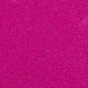 Hot Pink Sparkle Glitter Vinyl Fabric - Fashion Fabrics Los Angeles