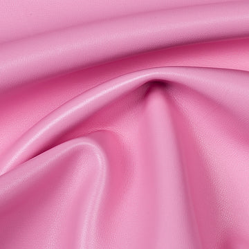 Pink Soft Skin Vinyl Fabric - Fashion Fabrics Los Angeles