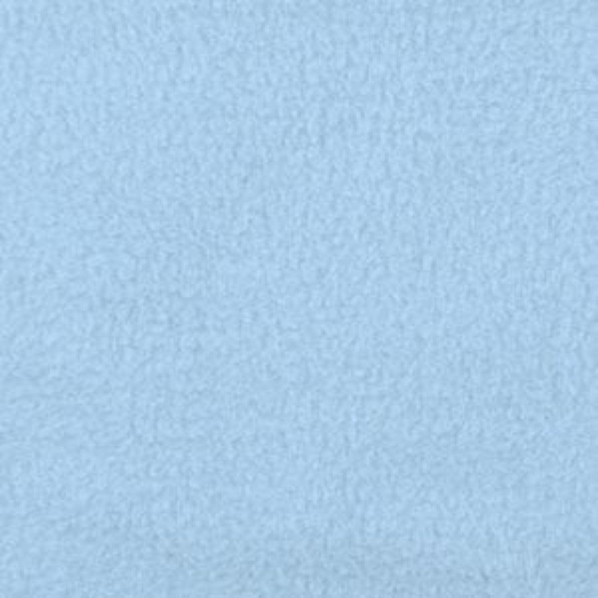 Baby Blue Solid Anti Pill Polar Fleece Fabric - Fashion Fabrics Los Angeles