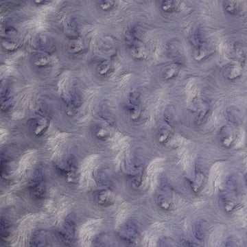Lavender Swirl Rose Bud Fabric - Fashion Fabrics Los Angeles