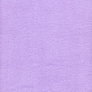 Lavender Solid Anti Pill Polar Fleece Fabric - Fashion Fabrics Los Angeles