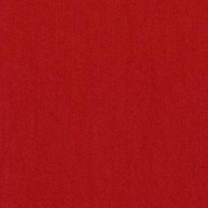 Red Canvas Outdoor Fabric