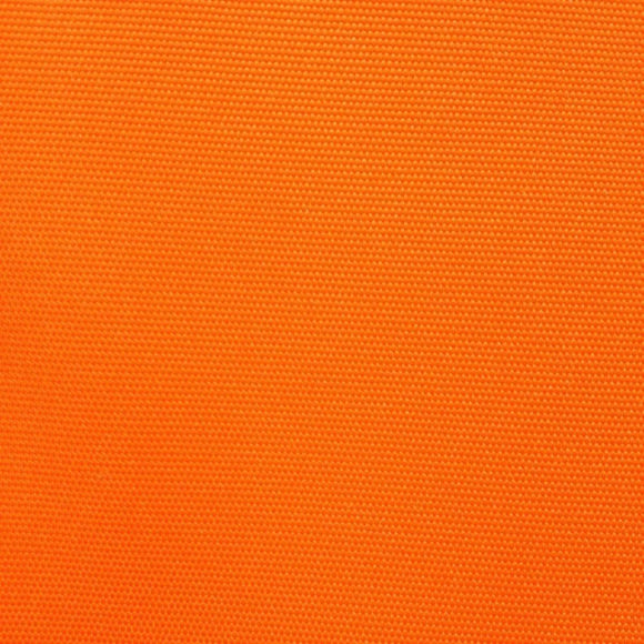 Orange Marine PVC Vinyl Canvas Waterproof Outdoor Fabric - Fashion Fabrics Los Angeles