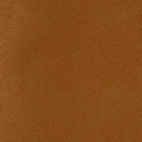 Copper Microsuede Fabric