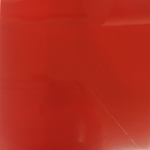 Red Faux Patent Leather Vinyl Fabric - Fashion Fabrics Los Angeles