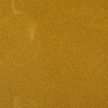 Gold Sparkle Glitter Vinyl Fabric - Fashion Fabrics Los Angeles