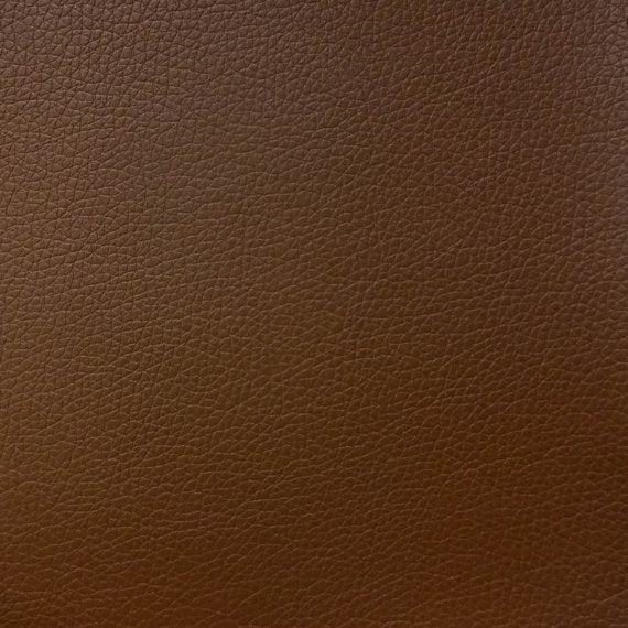 Vinyl Faux Leather Pigskin Light Brown