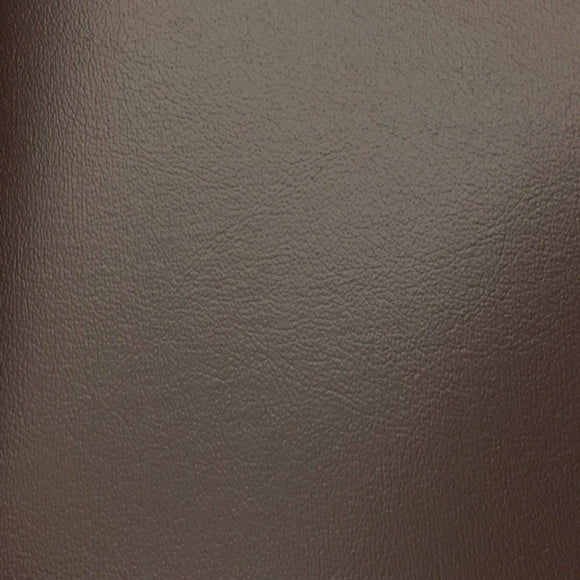Brown Soft Skin PVC Faux Leather Vinyl Fabric - Fashion Fabrics Los Angeles
