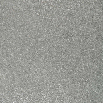 Silver Sparkle Glitter Vinyl Fabric - Fashion Fabrics Los Angeles