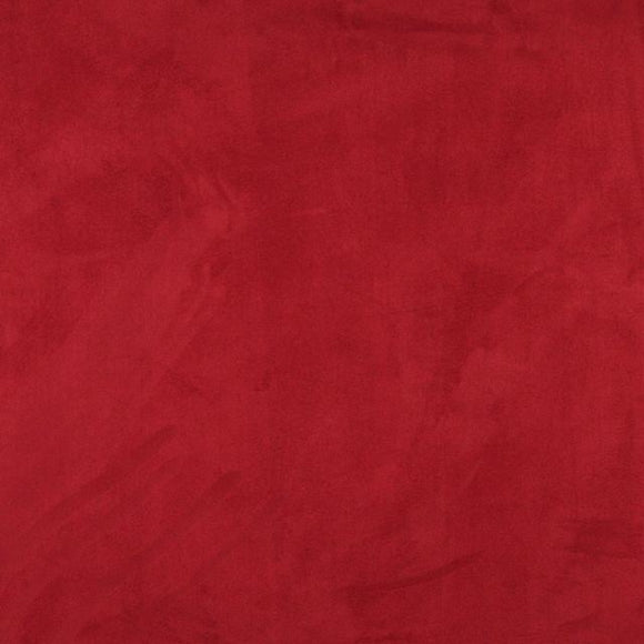Red Micro Suede Fabric - Fashion Fabrics Los Angeles