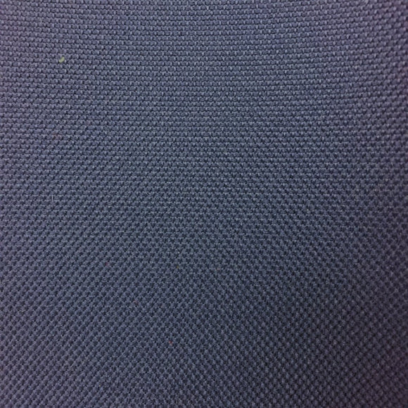 Navy Blue Marine PVC Vinyl Canvas Waterproof Outdoor Fabric - Fashion Fabrics Los Angeles