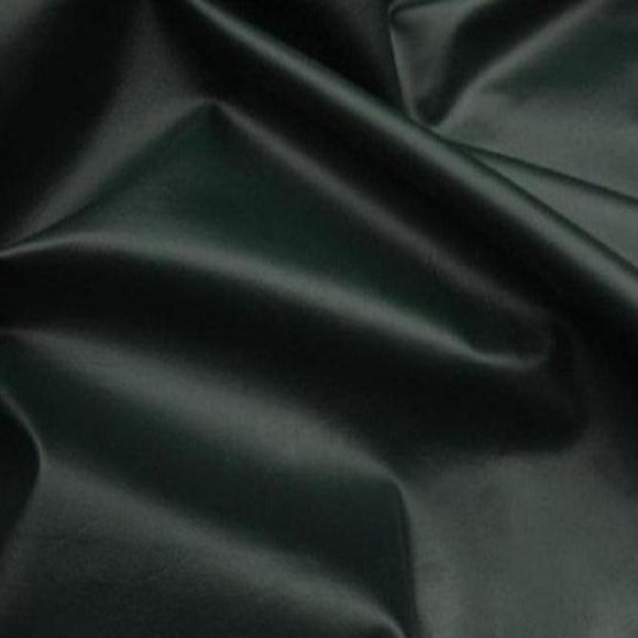 Hunter Green Soft Skin Vinyl Fabric - Fashion Fabrics Los Angeles