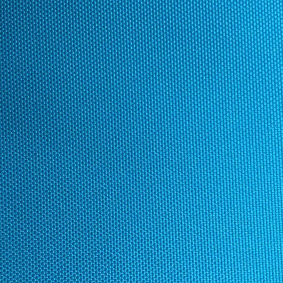 Aqua Blue Canvas Outdoor Fabric - Fashion Fabrics Los Angeles
