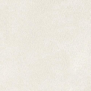 White Microsuede Fabric