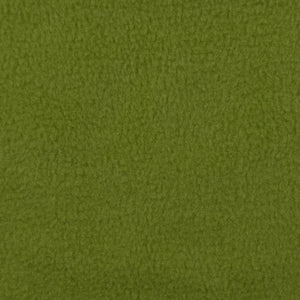 Olive Solid Anti Pill Polar Fleece Fabric