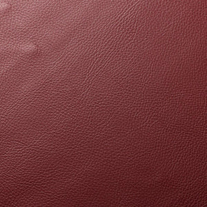 Burgundy Doheny PVC Faux Leather Vinyl Suede Backing Fabric - Fashion Fabrics Los Angeles