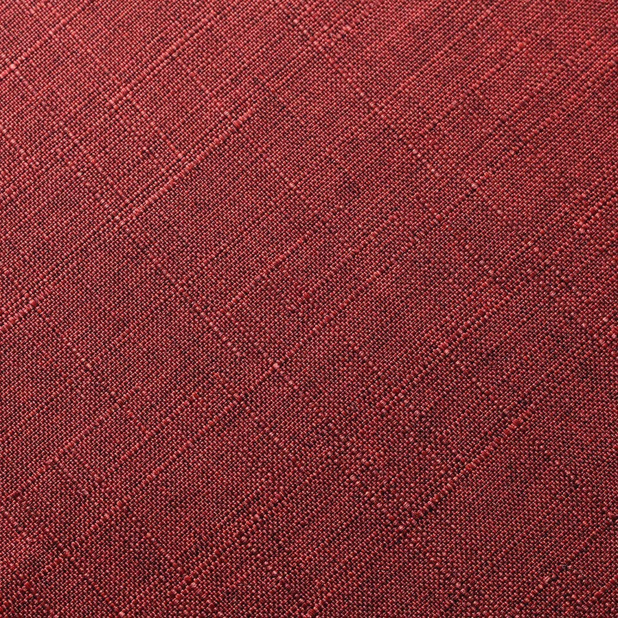 Dark Red Esquire Linen Drapery Fabric - Fashion Fabrics Los Angeles