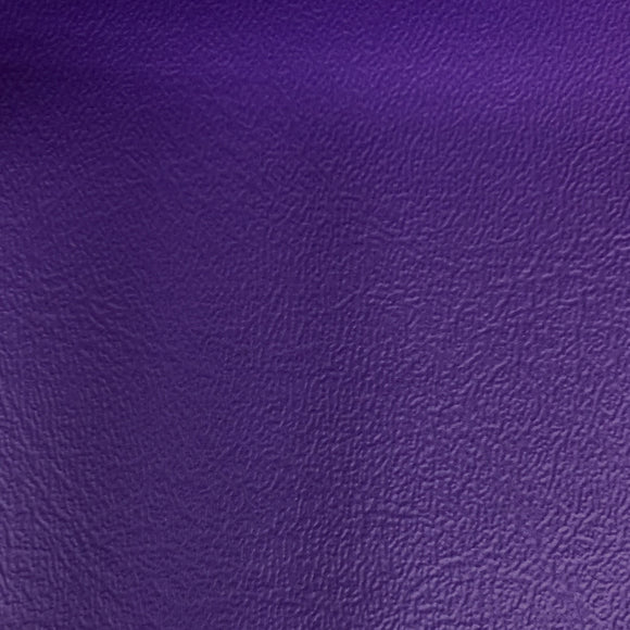 Eggplant Purple Blazer Heavy Duty Vinyl Fabric - Fashion Fabrics Los Angeles