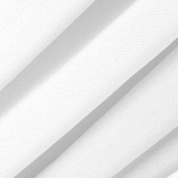 White Stretch Chiffon Fabric - Fashion Fabrics Los Angeles