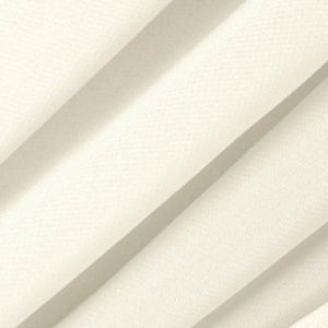 Ivory Stretch Chiffon Fabric - Fashion Fabrics Los Angeles