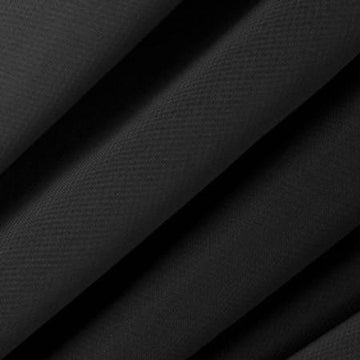 Black Stretch Chiffon Fabric - Fashion Fabrics Los Angeles